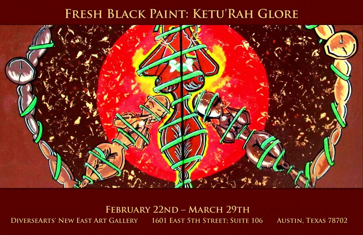Fresh Black Paint (2014): Ketu'Rah Glore