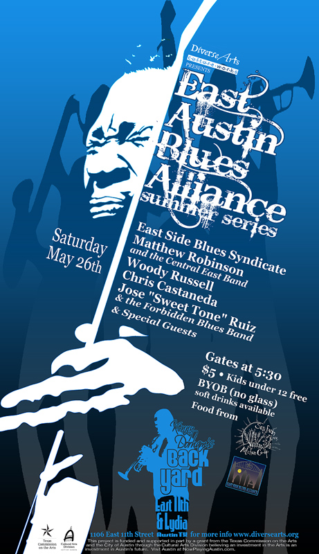 East Austin Blues Alliance: Summer Series 2012
