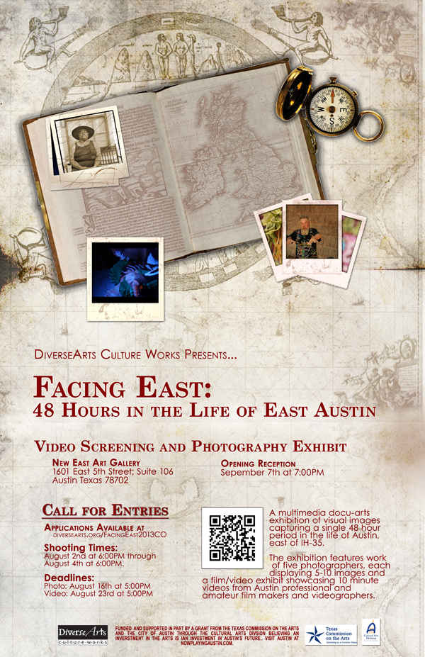 Facing East 2013 Poster