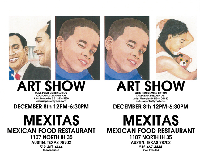 Mexitas: 2012 Art Show