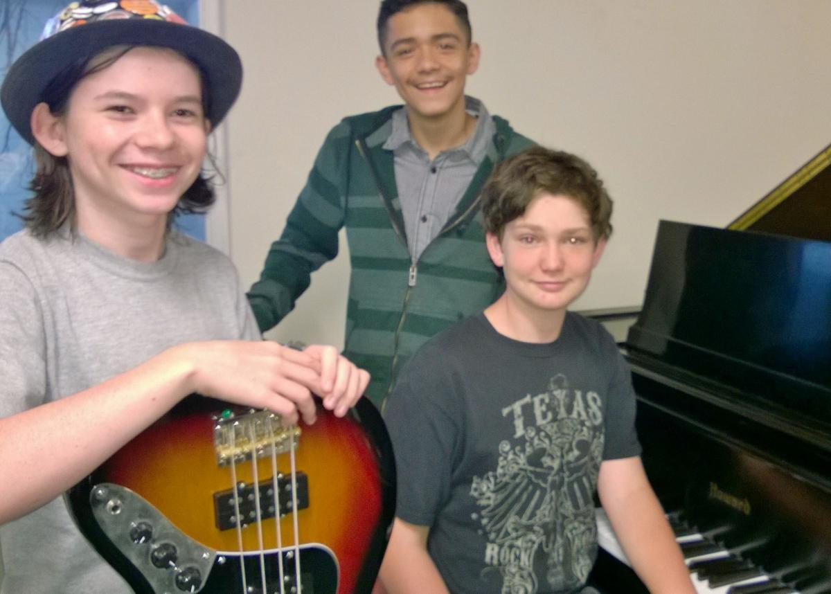 New School Jazz Trio